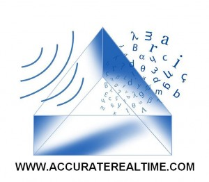 Accurate Realtime Reporting Inc Logo